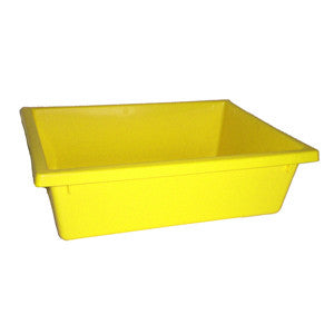 AP4-YL Nest/Tote Box #4 -13Lt Food Grade