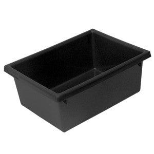 AP4D-BK Nest Crate #4D 22L Food Grade