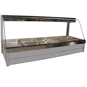 Roband C25RD Food Bar C/W Roller Doors