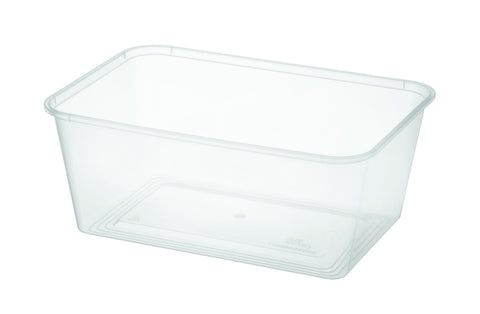 Microready Containers Rectange 1000ml
