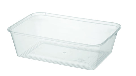 Microready Containers Rectange 640ml