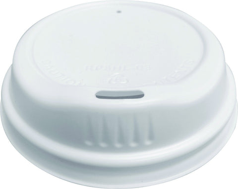 12 & 16oz Cupsclassic Lid Fit - Eco Smart - White