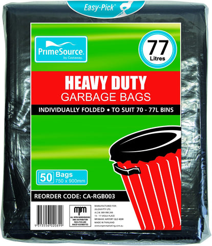 Garbage Bags 73ltr HD