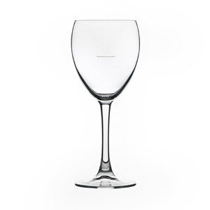 Crown - Atlas Goblet With Pour Line-310Mls x24