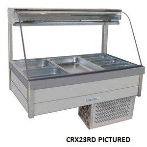 Roband CRX23RD Food Bar-Cold Plate & X-Fin Coil