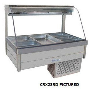 Roband CRX25RD Food Bar-Cold Plate & X-Fin Coil