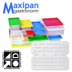 Drain Grill-Polyprop Gastronorm 1/1