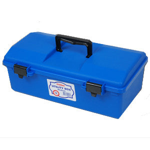 Fischer Large Utility Box Blue - 465Mml