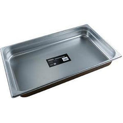Stainless Steel Gastronorm Pan- 1/1 Size 65mm