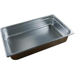 Gastronorm Pan-Stainless Steel 1/1 Size 100mm