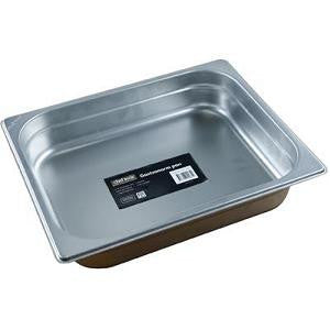 Gastronorm Pan-Stainless Steel 1/2 Size - 65mm Deep