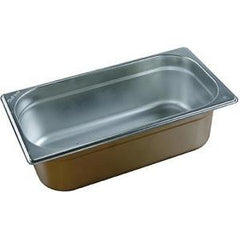 Gastronorm Pan-Stainless Steel 1/3 Size 100mm
