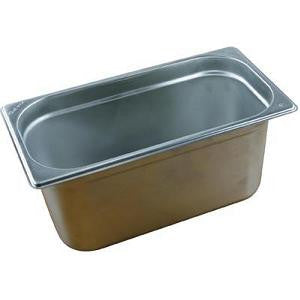Stainless Steel Gastronorm Pan- 1/3 Size 150mm