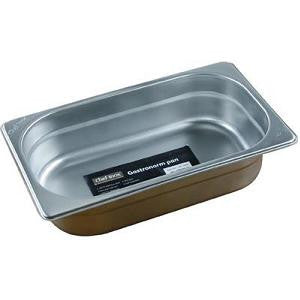 Gastronorm Pan-Stainless Steel 1/4 Size