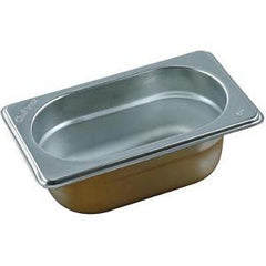 Gastronorm Pan-Stainless Steel 1/9 Size