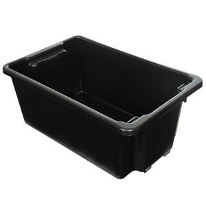 Nally IH051D 52Lt Solid (No 10 Crate) Recycled Black