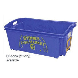 Nally IH065 55Lt Crate Solid Drainage