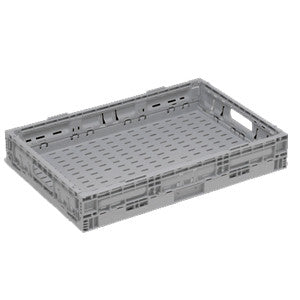 Nally IH1094 A 17lt Returnable Folding Crate