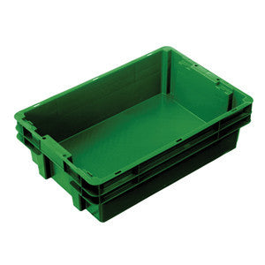 Nally IH2260-RD Series 2000 26Lt Security Crate Solid
