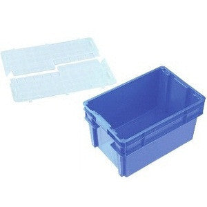 Nally IH2510-NT Series 2000 52L Solid Crate + Security Lid