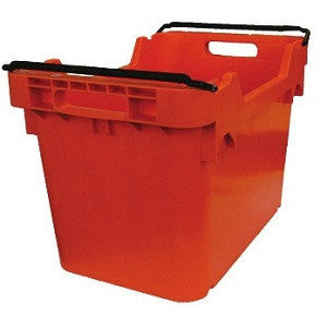 Nally IH512-GN 36Lt Vented Crate 525 x 336mm