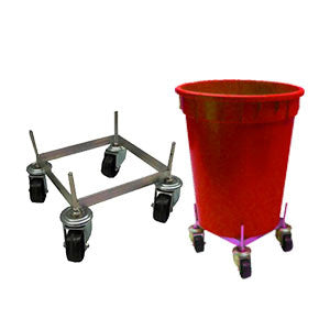 Buy Fully Fabricated Dollie Trolley For Nally Ip015 And