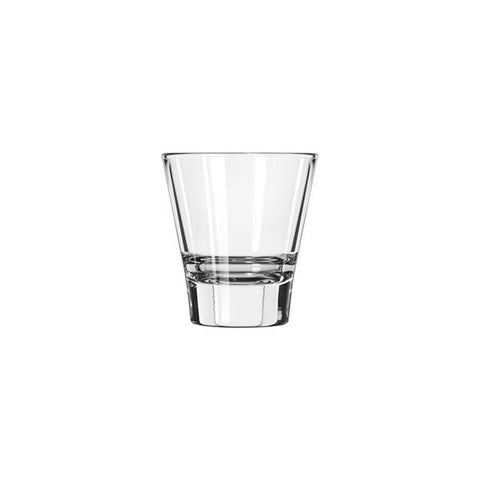 Libbey Endeavor Stackable Tumbler ESPRESSO SHOT GLASS - 110 ml / 3.75 oz