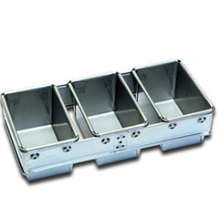 3 x 340g Loaf Pan Set Teflon