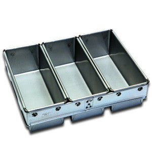 3 x 900g Loaf Pan Set Teflon