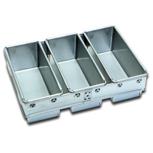 3 x 680g Loaf Pan Set 400 x 282mm