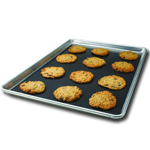 "6 x 16"" Reusable non-stick baking sheet"