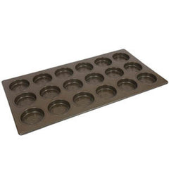 Hamburger Roll Tray 6 rows of 3 Deep