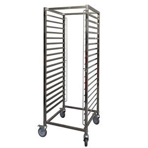 Mantova 2/1 Gastronorm Trolley - Flat Pack Copy