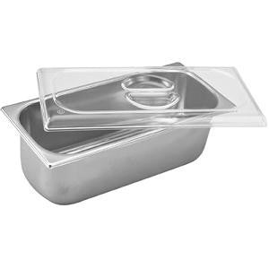 Gelatipan-Lid 360X165mm Clear