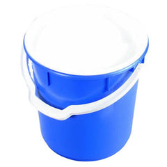 Nally N075-WH 22Lt Round Solid Bucket Handle
