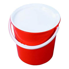 Nally N151-WH 13.6Lt Solid Bucket Handle