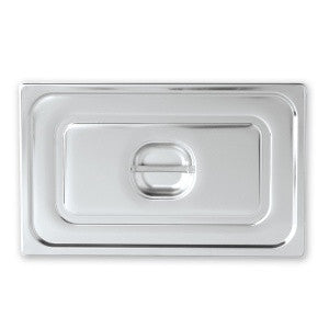 Gastronorm Cover-Stainless Steel 1/2 W/Silicon Seal Pujadas