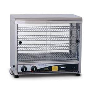 Roband PW50G Pie Warmer - Glass Doors F&B