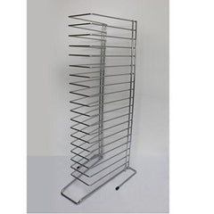 Heavy Duty Pizza Rack-Bench - Mantova