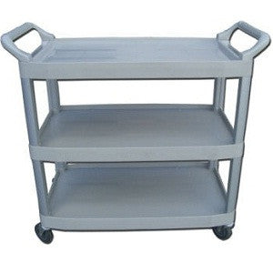 Economy Utility Trolley/Cart-3 Shelf Large