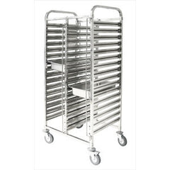 Gastronom Trolley Stainless Steel 1/1 - 32 Trays
