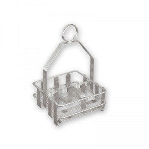 Wire Rack For S And P Shakers + Sugar Packs