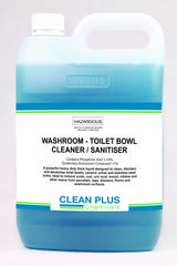 Toilet Bowl Cleaner/Sanitiser 5Lt