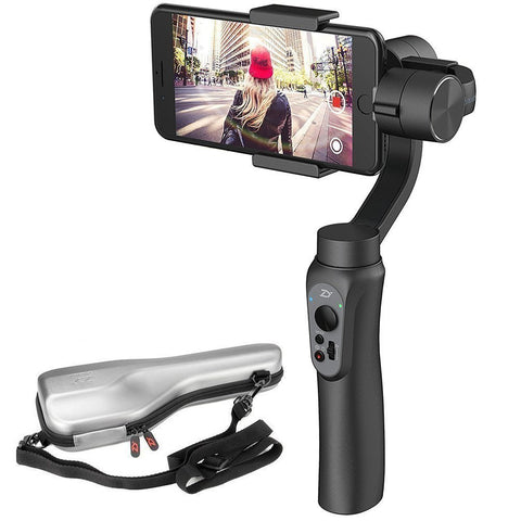 Zhiyun Smooth-Q | 3-Axis Handheld Gimbal for Smartphones