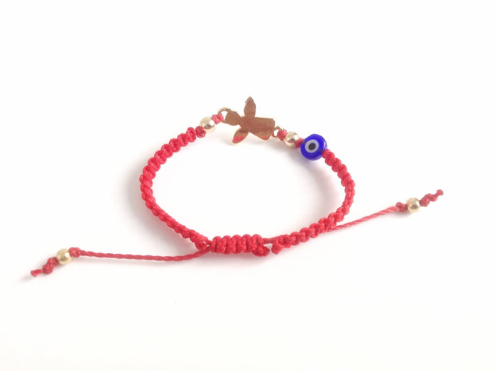 Angel de la Guarda bracelet for baby