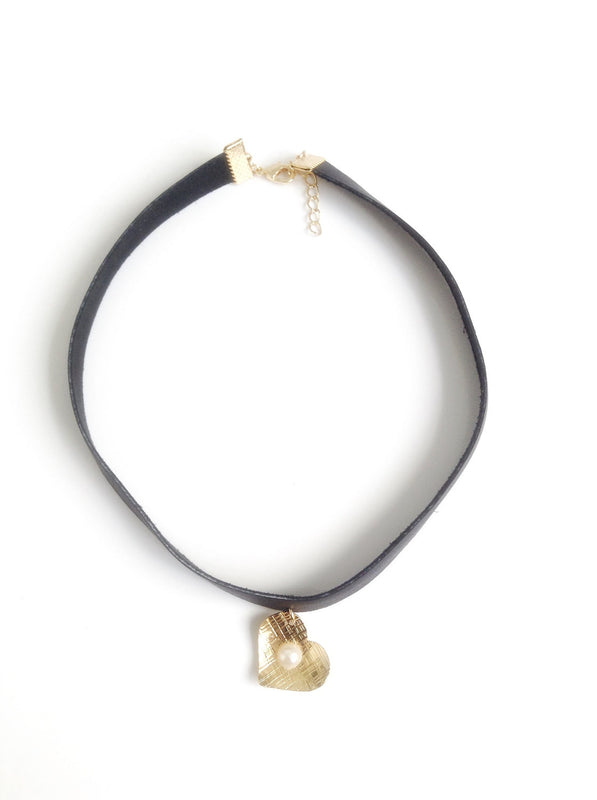 Black Chokers for woman