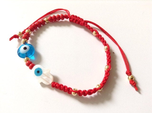 Red String Protection Bracelet