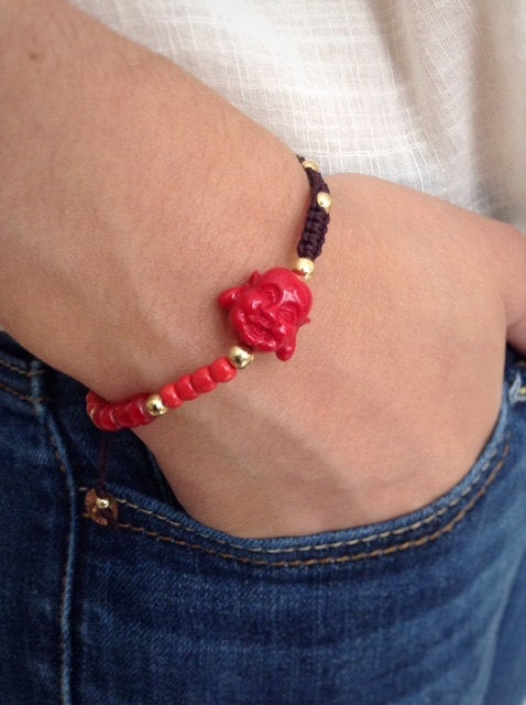 Yoga Adjustable Bracelet