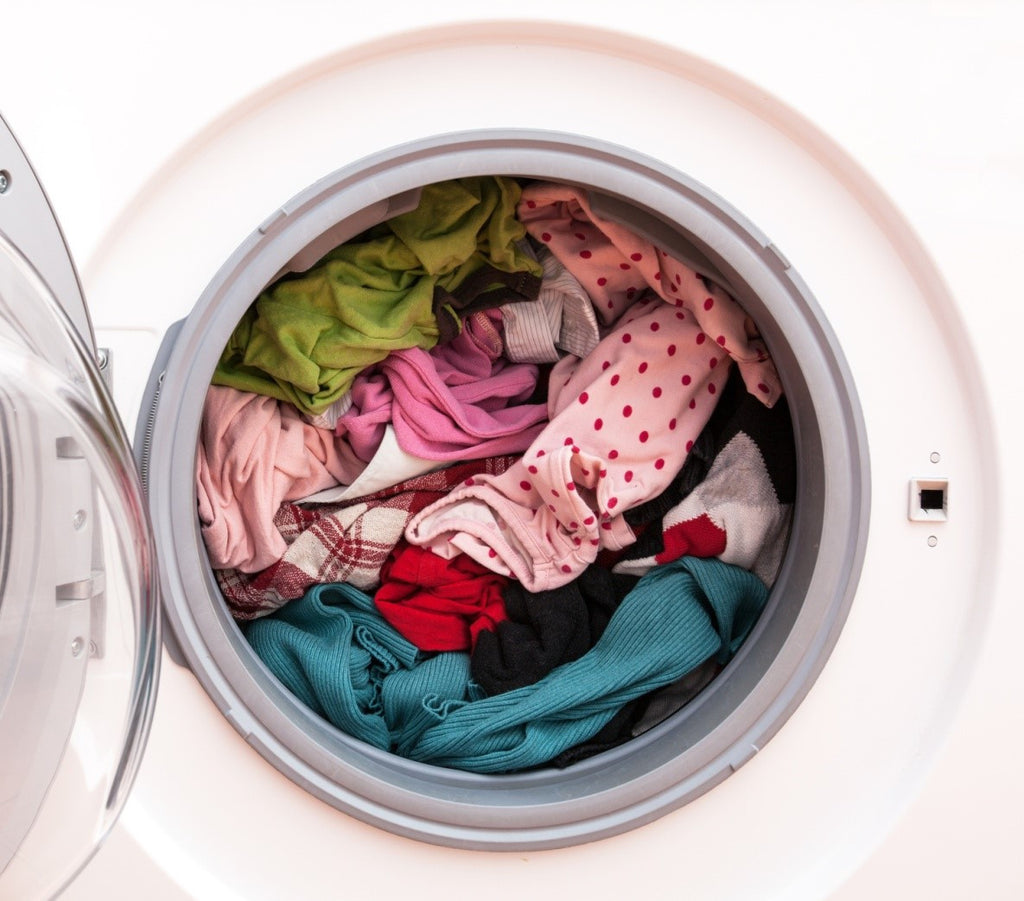How Washing Machines Can Damage Your Clothes