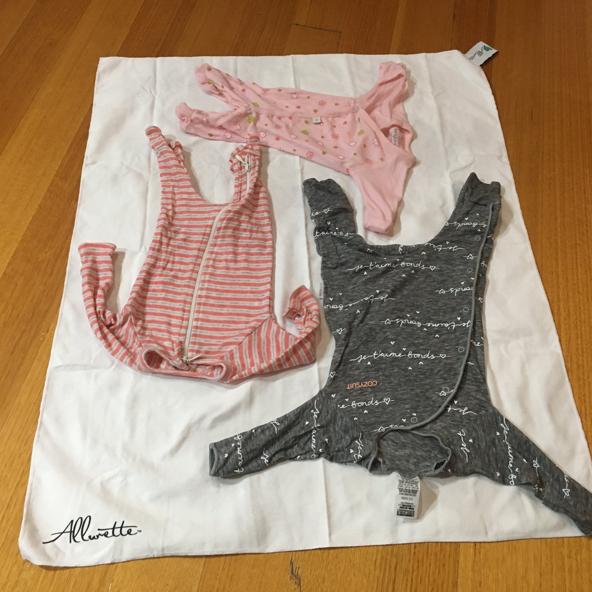 How To Wash Baby Clothes My Allurette